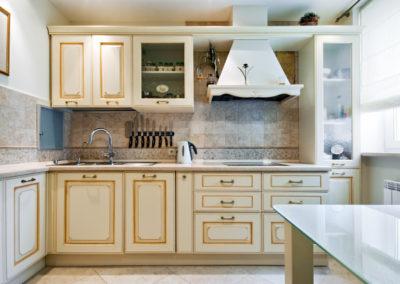 New kitchen interior